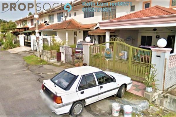 For Sale Terrace at Section 5, Bandar Mahkota Cheras Freehold Unfurnished 4R/3B 480k