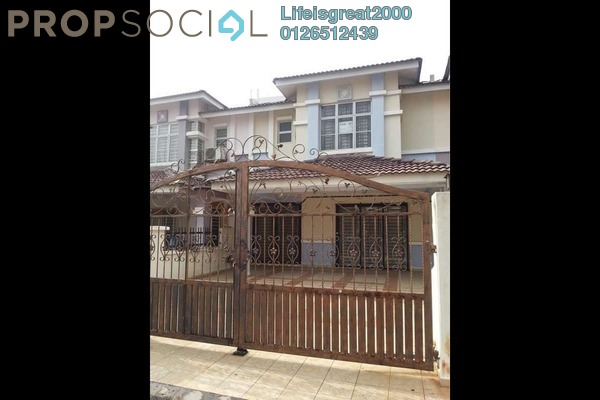 For Sale Terrace at PP 5, Taman Putra Prima Freehold Unfurnished 4R/3B 693k