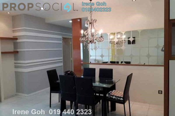 For Rent Condominium at BaysWater, Gelugor Freehold Fully Furnished 4R/3B 2.3k