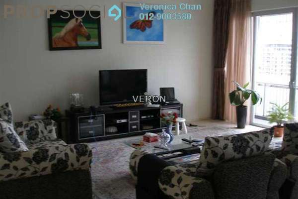 For Rent Condominium at Dua Residency, KLCC Freehold Fully Furnished 4R/4B 7.5k