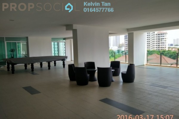 For Sale Condominium at Jambul Heights, Bukit Jambul Freehold Unfurnished 3R/2B 605k