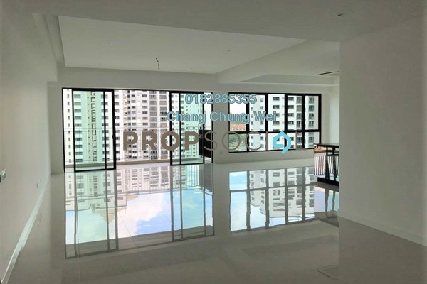 For Sale Condominium at Residensi 22, Mont Kiara Freehold Unfurnished 4R/4B 2.4m