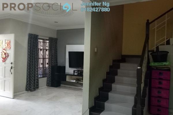 For Sale Terrace at USJ 3D, UEP Subang Jaya Freehold Semi Furnished 4R/3B 748k