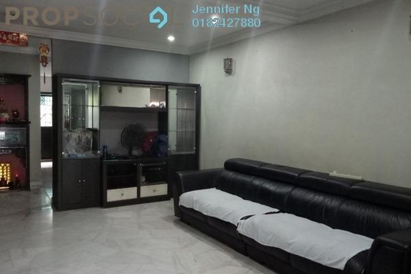 For Sale Terrace at USJ 3D, UEP Subang Jaya Freehold Semi Furnished 4R/3B 745k