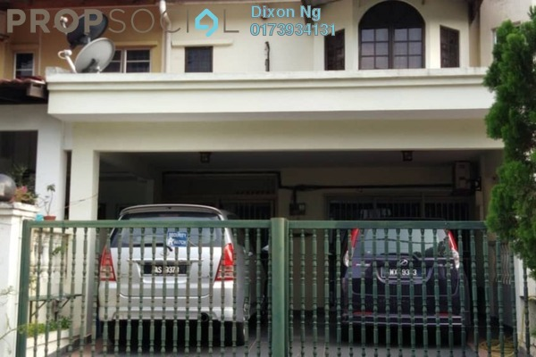 For Sale Terrace at Taman Desa Serdang, Seri Kembangan Freehold Semi Furnished 4R/3B 535k