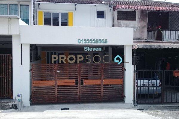 For Sale Terrace at Taman Kajang Baru, Kajang Freehold Unfurnished 3R/2B 380k