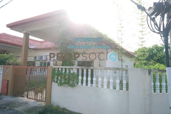 For Sale Terrace at Taman Sentosa, Klang Freehold Unfurnished 3R/2B 450k