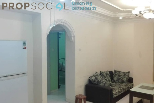 For Sale Condominium at Warisan Cityview, Cheras Freehold Fully Furnished 3R/2B 433k