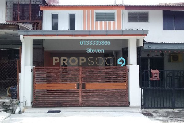 For Sale Terrace at Taman Kajang Baru, Kajang Freehold Unfurnished 3R/2B 395k