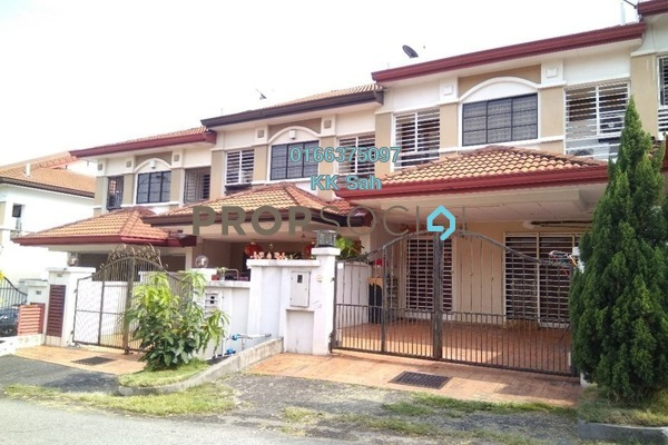For Sale Link at Taman Damai Impian 2, Bandar Damai Perdana Freehold Semi Furnished 4R/3B 678k