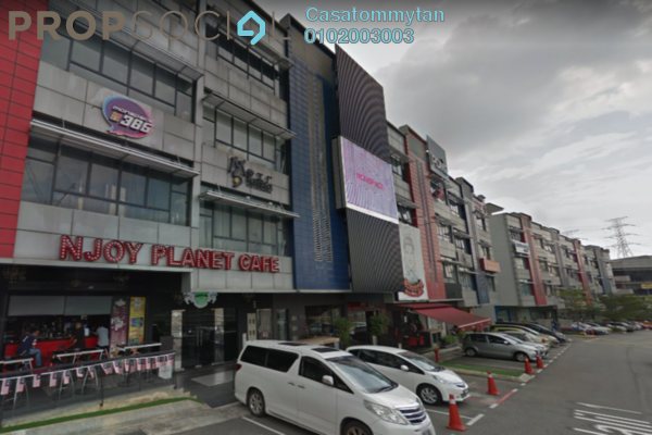 For Rent Shop at The Earth Bukit Jalil, Bukit Jalil Freehold Unfurnished 0R/0B 6k