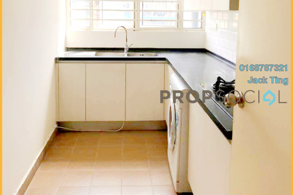 For Sale Condominium at Platinum Hill PV2, Setapak Freehold Semi Furnished 3R/2B 660k