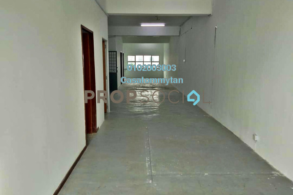 For Rent Office at Dataran Dwitasik, Bandar Sri Permaisuri Freehold Unfurnished 0R/0B 1.4k