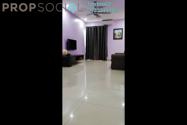 For Sale Condominium at Saville, Melawati Freehold Semi Furnished 3R/2B 500k