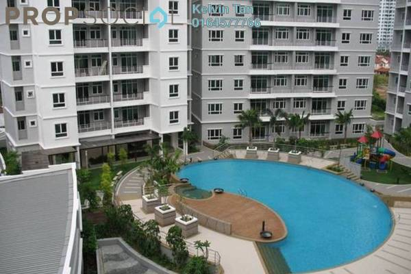 For Rent Condominium at Ideal Regency, Bukit Gambier Freehold Unfurnished 4R/3B 1.2k