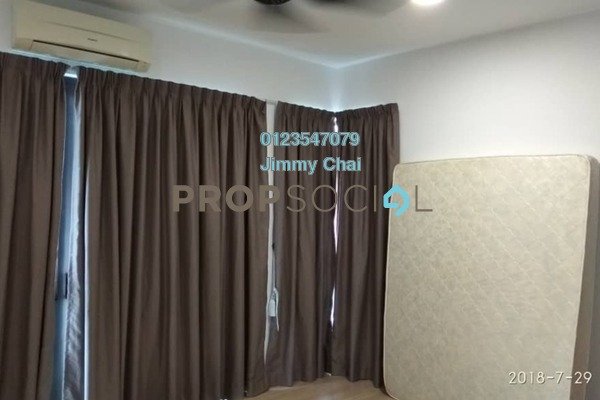 For Rent Condominium at KL Palace Court, Kuchai Lama Freehold Semi Furnished 3R/2B 2k