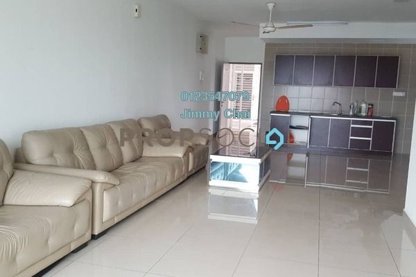 For Sale Condominium at KL Palace Court, Kuchai Lama Freehold Semi Furnished 3R/2B 650k