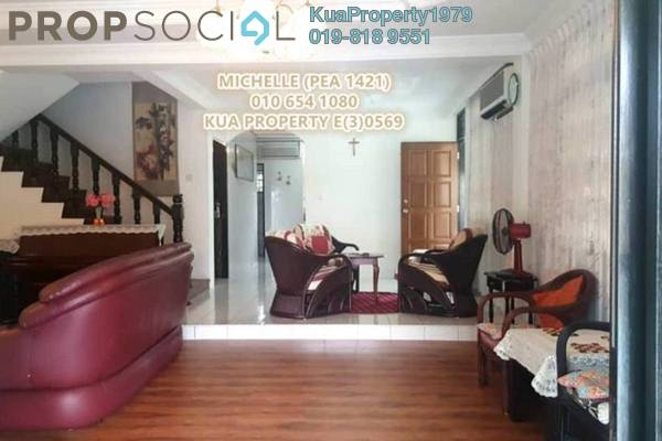 For Sale Semi-Detached at Sunny Hill Garden, Kuching Leasehold Fully Furnished 4R/3B 860k