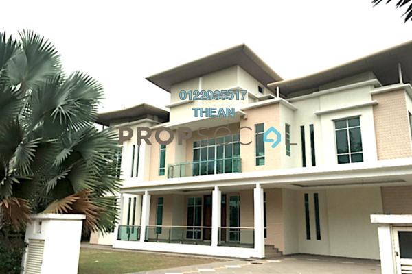 For Rent Bungalow at Diamond Hill, Putrajaya Freehold Semi Furnished 6R/6B 19k