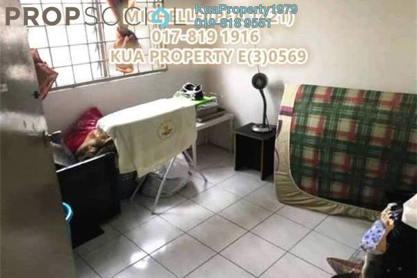 For Sale Terrace at Jalan Stapok, Kuching Freehold Fully Furnished 3R/2B 400k