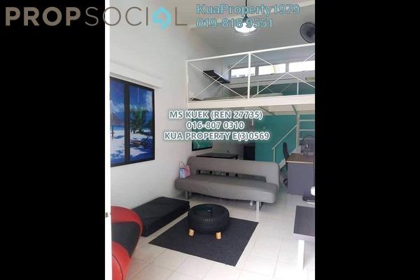 For Sale Terrace at Desa Ilmu, Kota Samarahan Freehold Fully Furnished 4R/2B 330k