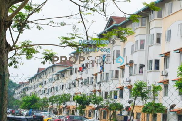 For Rent Apartment at Impian Apartment, Damansara Damai Freehold Semi Furnished 3R/2B 700translationmissing:en.pricing.unit