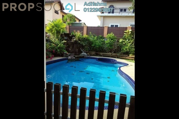 For Sale Bungalow at Seksyen 2, Bangi Freehold Fully Furnished 9R/8B 2.6m