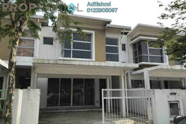 For Sale Terrace at Spira, Alam Impian Freehold Semi Furnished 4R/4B 740k