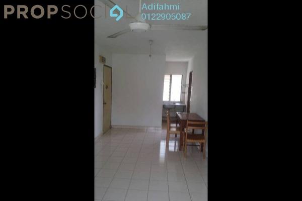 For Sale Apartment at Latan Biru, Kota Damansara Freehold Semi Furnished 3R/2B 300k