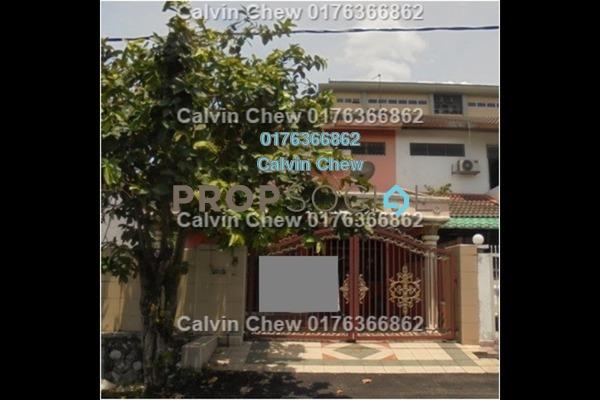 For Sale Terrace at Taman Alam Jaya, Batu 9 Cheras Freehold Unfurnished 0R/0B 520k