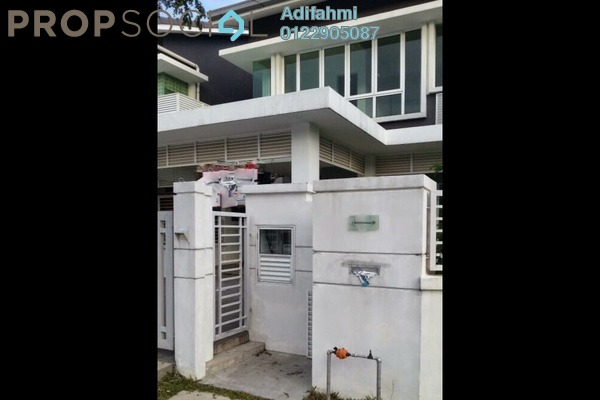 For Sale Terrace at Fernlane, Denai Alam Freehold Unfurnished 5R/5B 1.15m