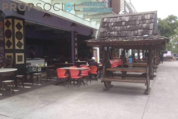 For Rent Shop at Laman Seri, Shah Alam Freehold Semi Furnished 0R/2B 5k