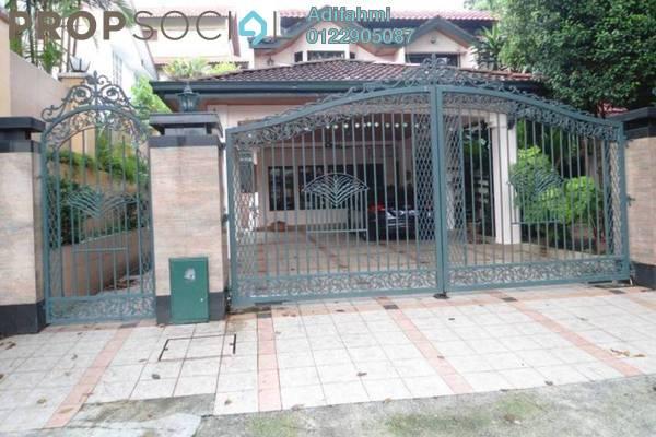 For Sale Bungalow at Bukit Bandaraya, Bangsar Freehold Fully Furnished 5R/4B 6m