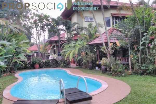 For Sale Bungalow at Section 11, Shah Alam Freehold Fully Furnished 6R/6B 2.6m