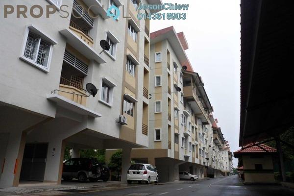 For Rent Condominium at Indah Cempaka, Pandan Indah Freehold Semi Furnished 3R/2B 1.5k