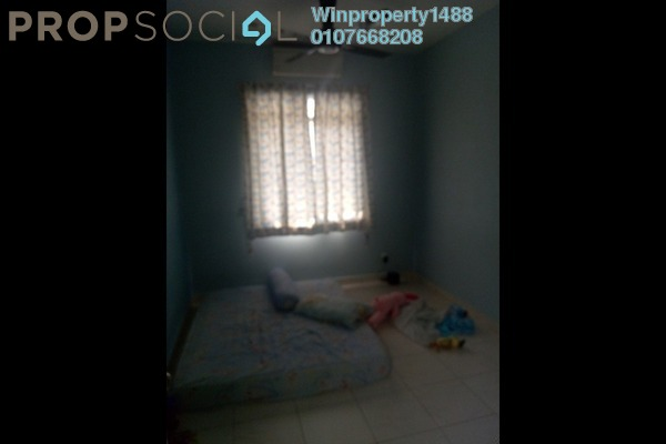 For Sale Terrace at Mutiara Indah, Puchong Freehold Semi Furnished 4R/3B 690k
