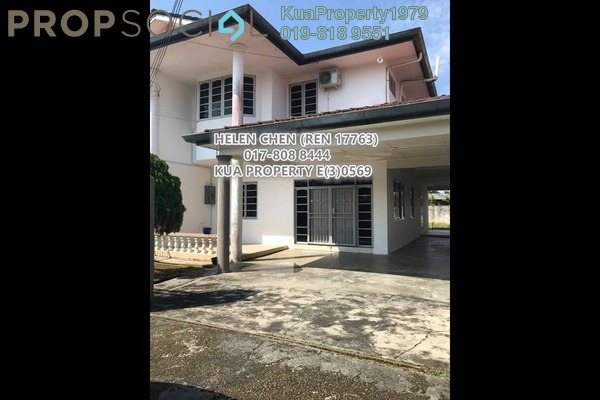 For Sale Semi-Detached at Happy Garden, Kuching Leasehold Unfurnished 4R/4B 750k