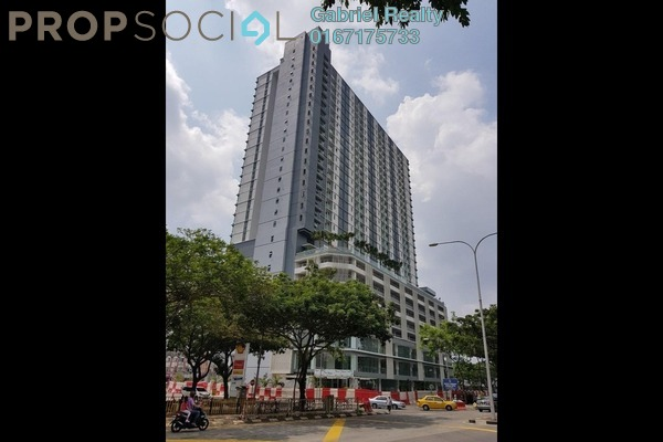For Sale Condominium at Danau Kota Suite Apartments, Setapak Freehold Semi Furnished 3R/2B 518Ribu
