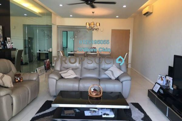 For Rent Condominium at Zehn Bukit Pantai, Bangsar Freehold Fully Furnished 3R/4B 5.5k