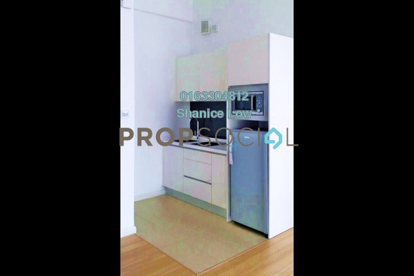 For Sale SoHo/Studio at Sunway Nexis, Kota Damansara Freehold Semi Furnished 1R/1B 900k