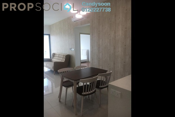 For Rent Serviced Residence at V Residence 2 @ Sunway Velocity, Cheras Freehold Fully Furnished 2R/2B 3.6k