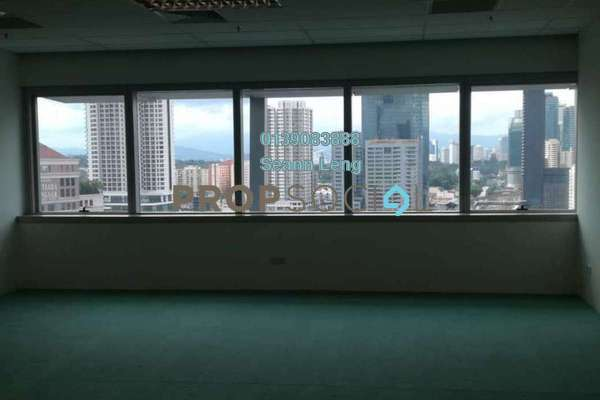 For Rent Office at Strata Office Suites @ KL Eco City, Mid Valley City Freehold Semi Furnished 0R/0B 2.45k