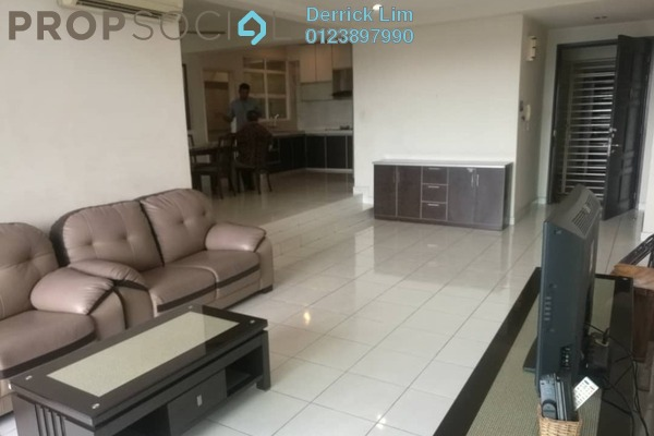 For Rent Condominium at Sterling, Kelana Jaya Freehold Fully Furnished 4R/2B 2.8k