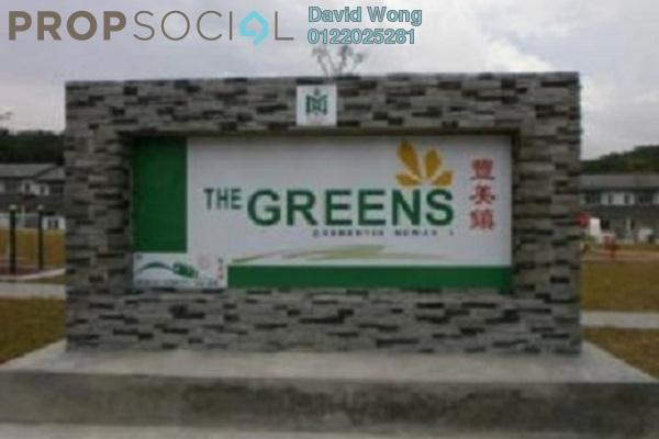 For Sale Terrace at Taman Semenyih Mewah, Semenyih Freehold Unfurnished 4R/3B 480k
