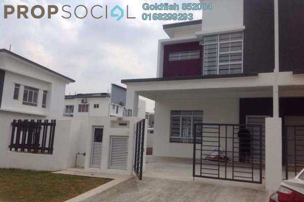 For Sale Terrace at Setia EcoHill, Semenyih Freehold Unfurnished 4R/3B 585k