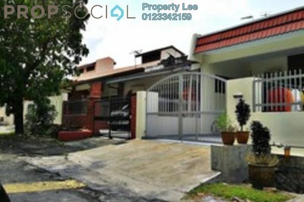 For Rent Terrace at Kepong Baru, Kepong Freehold Unfurnished 3R/2B 1.3k