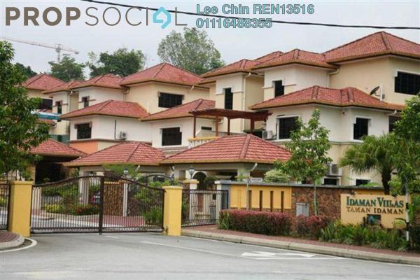 For Sale Semi-Detached at Taman Hulu Langat Jaya, Batu 9 Cheras Freehold Unfurnished 5R/5B 970k