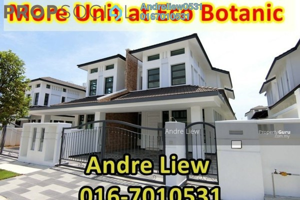 For Sale Semi-Detached at Eco Botanic, Skudai Freehold Unfurnished 4R/4B 898k