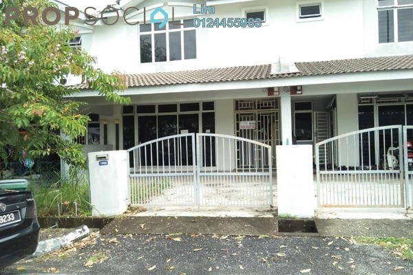 For Rent Terrace at Kulim Hi-Tech Park, Kulim Freehold Semi Furnished 4R/3B 1.2k