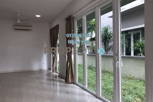 For Rent Semi-Detached at The Rafflesia, Damansara Perdana Freehold Semi Furnished 5R/6B 5.5k